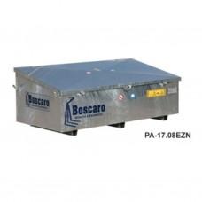 BOSCARO PA-17.08ZN materiaalbak verzinkt (schuin model)