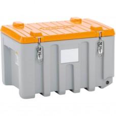 CEMbox 150L grijs/oranje