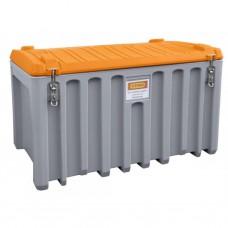 CEMbox 400L grijs/oranje