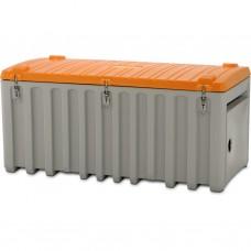 CEMbox 750L grijs/oranje