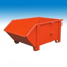 Kipcontainer gelakt (Müba 25040)