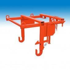 Kantelinrichting voor Kipcontainer (Müba 25042)