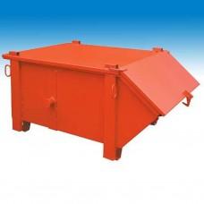 Deksel voor Kip en Afvalcontainer (Müba 25041)