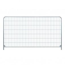 Bouwhek 3.5x2  round-edge - safety fence/anti klim