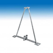 Mobiele steun voor bouwhekken (Müba 29270)