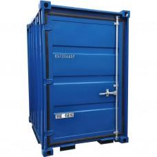 CTX Materiaalcontainer - moverbox 5' - (lxbxh)160x220x245