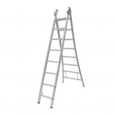 Ladder 2-delig model C 2x 8/VGS