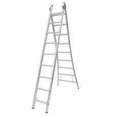 Ladder 2-delig model C 2x 9/VGS