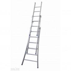 Ladder 3-delig model D 3x 6/VGS