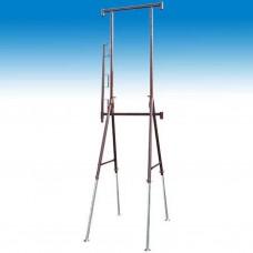 Schraag voor trappenhuis 0.85-1.90-3-30 gelakt (Müba 19680)
