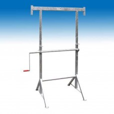 Galva schraag Müba/opdraaib.120 tot 195cm / br120cm (Müba 19589)