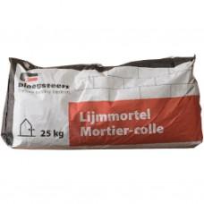Lijmmortel Ploegsteert extra (25 kg)
