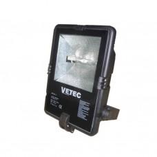 Werf- en kraanlamp HQI 150 Watt - Professioneel - incl lamp + 5 m neopreenkabel 2x1 qmm