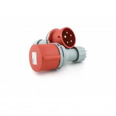 CEE koppelstekker (F) - 5-polig - 3P + N + A - 400V - 16 A