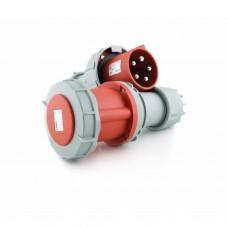 CEE koppelstekker (F) - 5-polig - 3P + N + A - 400V - 63 A
