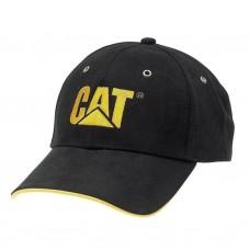 CAT C434 Pet Zwart en Geel TU