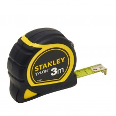 STANLEY Rolbandmaat Stanley Tylon 3m - 12,7mm
