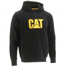 CAT TRUI W10646 TRADEMARK CAPUCHE Zwart L