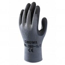 Werkhandschoen Showa 310 Grip zwart / 9 / L