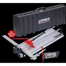 Tegelsnijplank Rodia® Viper 75 (snijlengte 75cm) inclusief koffer