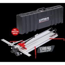 Tegelsnijplank Rodia® Viper 95 (snijlengte 95cm) inclusief koffer