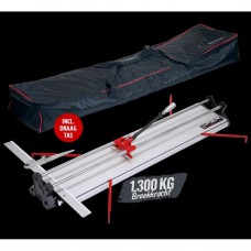 Tegelsnijplank Rodia® Viper 130 (snijlengte 130 cm) inclusief draagtas