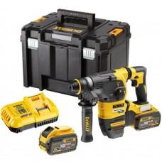 DCH333X2-QW 54V XR FLEXVOLT SDS+ Combihamer 3,5J - 2x 9,0Ah accu en snellader