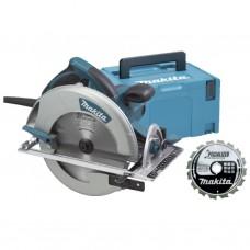 Makita 5008MGJX Cirkelzaag 210mm 1800W + MAKPAC.