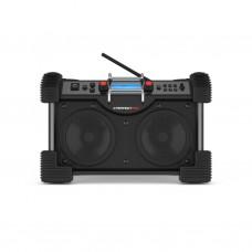 PerfectPro Radio ROCKHART BT Zwart (IPX4)