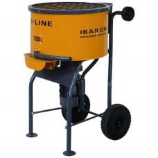 Dwangmenger Baron E 120 liter GEEL - 2000W - 230V