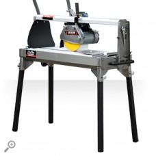 Diamant Zaagmachine Rodia® 259RS – 230V – 1.5kW – alu tafel