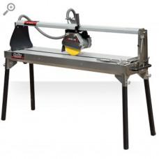 Diamant Zaagmachine Rodia® 2515RS – 230V – 1.5kW – alu tafel