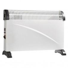 Convector verwarming 750-1250-2000W + thermostaat