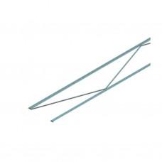 Sigmafor plat  4 cm (lengte 3.05m)