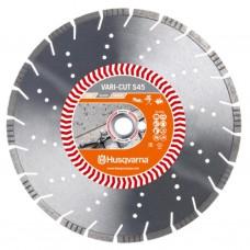 Husqvarna GESEGMENTEERD ZAAGBLAD VARI-CUT S45 350 25,4/20mm