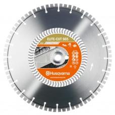 Husqvarna GESEGMENTEERD ZAAGBLAD ELITE-CUT S65 350 25,4/20mm