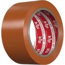 Kip  PVC-masking tape - glad - oranje 50 mm 33 m 317-65