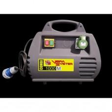 Vibra System – SC1000M.0100 omvormer Combi 220V / 1,2 KVA / 1 aansluiting